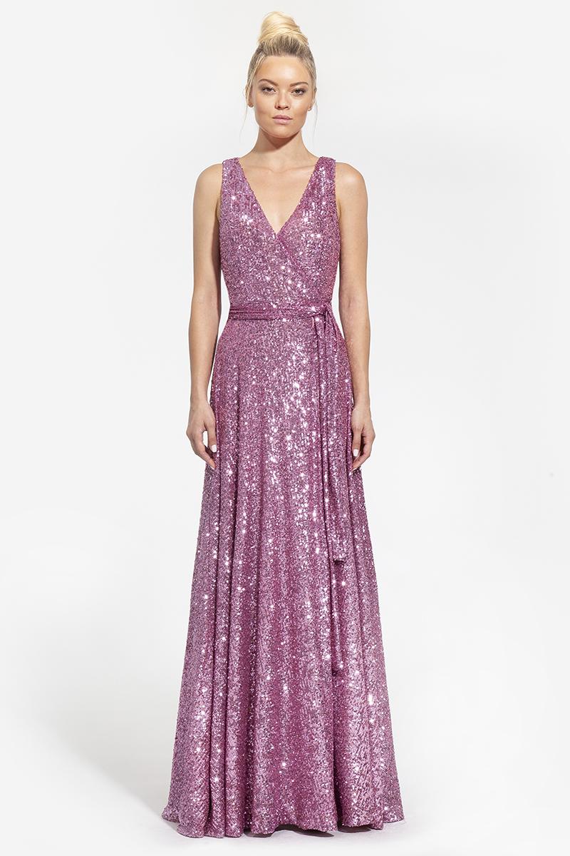 6-κωδικός 3006 -- 477€ -- παγιέτα maxi κρουαζέ φόρεμα διατίθεται και σε ασημί (1)