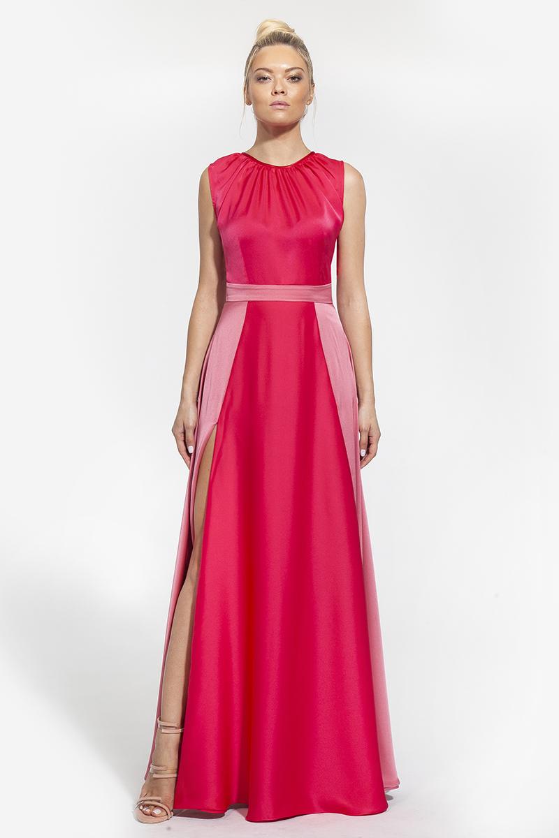 20 - 4005 - φούστα με σκίσιμο στο πόδι 2977 -- 21 - 3010 - πουκάμισο μετάξι με ανοιχτή πλάτη - 174 (1)