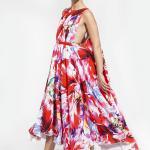 26 - 3005 - φόρεμα φλοράλ one size -- 387 (3)
