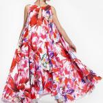 26 - 3005 - φόρεμα φλοράλ one size -- 387 (5)