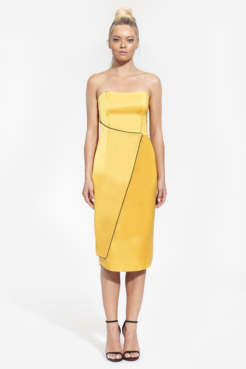 31 -- 1008 - midi φόρεμα με αποσπόμενες ράντες - 348 (1)