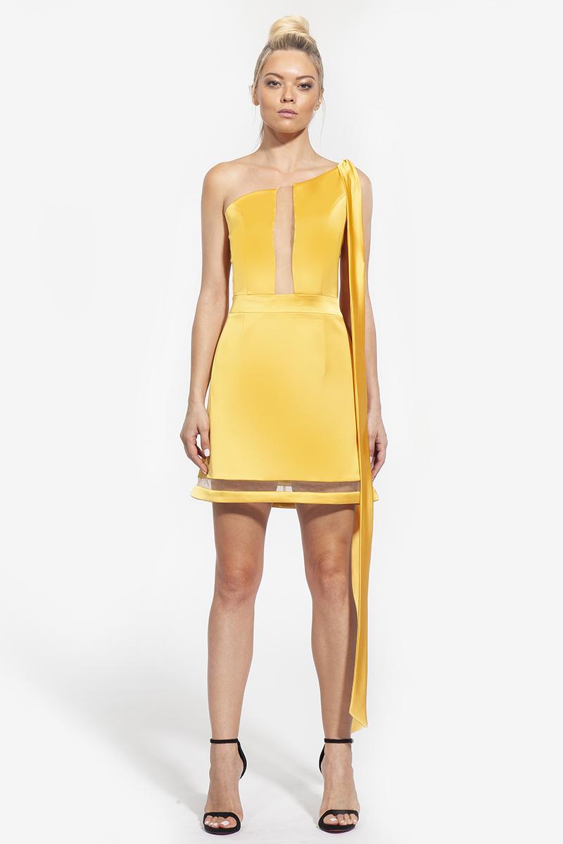 32 - 4002 - φόρεμα κοντό με διαφάνεια - 333 (1)