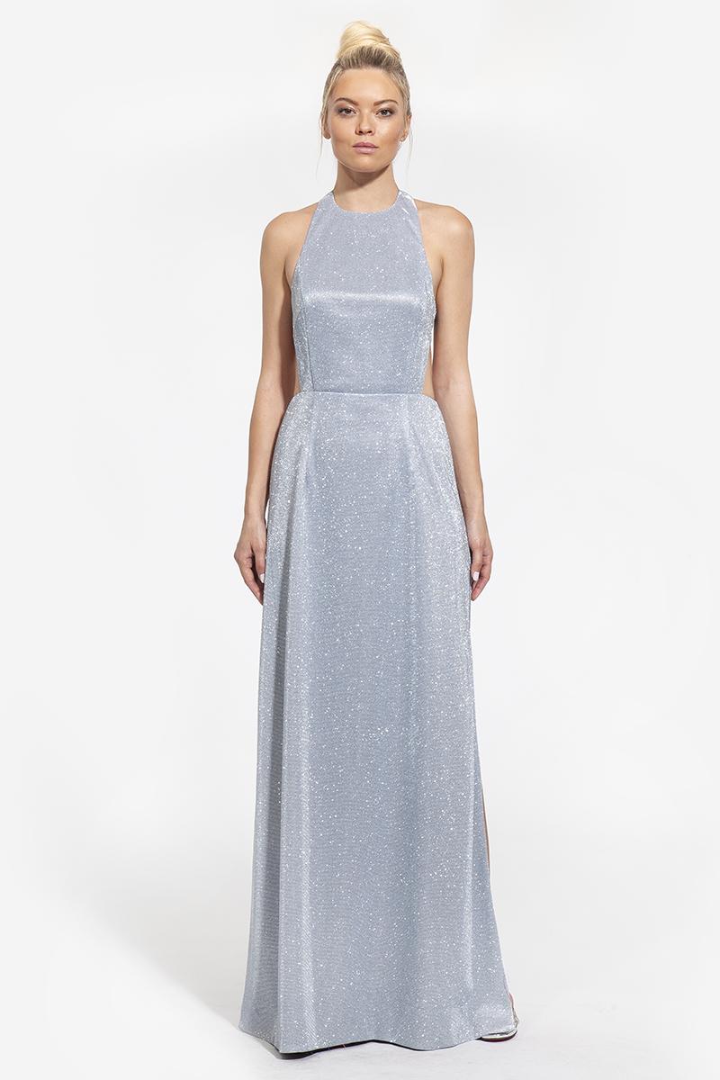 9 - κωδικός 1010 - 417 € -- φόρεμα maxi με ανοιχτή πλάτη (1)